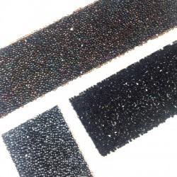 "Tresse Swarovski ""Crystal Fabric 57000"" 20mm"