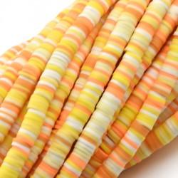Rondella Heishi in Pasta Polimerica ~6mm (~293pz/filo)