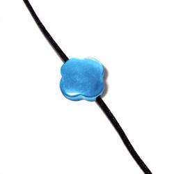 'Corozo' Flower 18x6mm