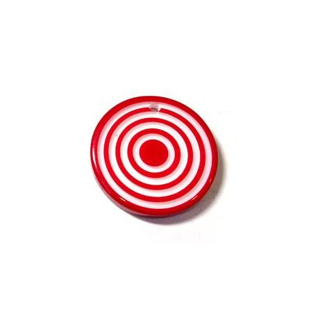 Resin Round 4x28mm