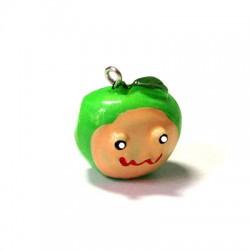 Ρητίνη Μοτίφ Μήλο 24mm