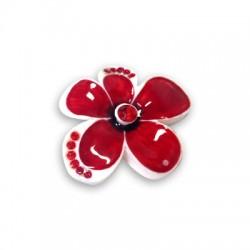 Ρητίνη Στοιχείο Λουλούδι 46mm
