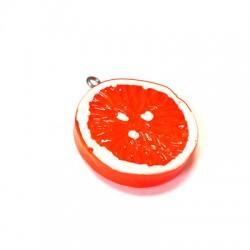 Resin Fruit 27mm (Orange)