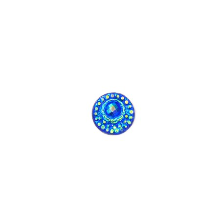 Ρητίνη Στοιχείο Flatback Στρογγυλό 10mm