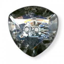 Acrylic Button Triangle 30mm