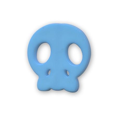 Acrylic Skull flat 24x27mm