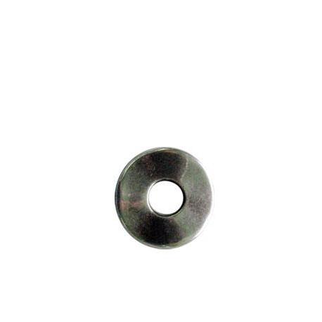 Ακρυλικό Επιμεταλλωμένο Στοιχείο Δίσκος Στρογγυλός 24mm