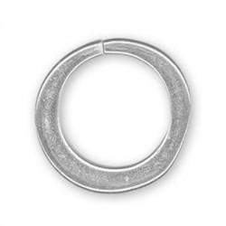 Ακρυλική Επιμεταλλωμένη Αλυσίδα Κρίκος 33x32mm