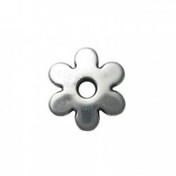 Passante Fiore in Argentone CCB 30mm