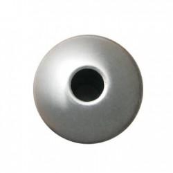 Ακρυλική Επιμεταλλωμένη Χάντρα Μπίλια Στρογγυλή 40mm