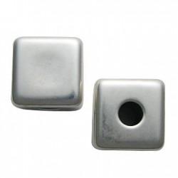 Cubo Distanziatore in Argentone CCB 26mm