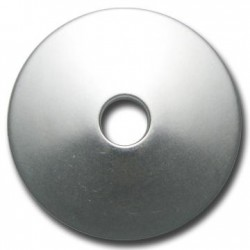 Ακρυλικό Επιμεταλλωμένο Στοιχείο Δίσκος 75mm