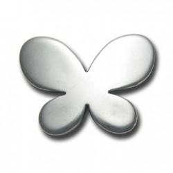 Passante Farfalla in Argentone CCB 45x34mm