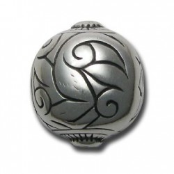 Ccb  Carved Ball 38x33mm