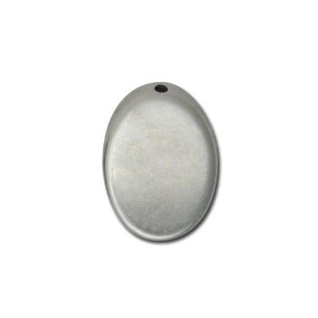 Ccb  Flat Oval 20x28x5mm