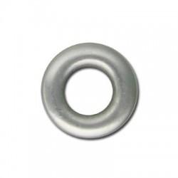 Ακρυλικό Επιμεταλλωμένο Στοιχείο Κρίκος Στρογγυλός 34mm