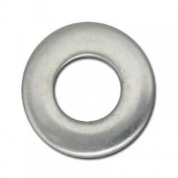 Ακρυλικό Επιμεταλλωμένο Στοιχείο Κρίκος Στρογγυλός 48mm