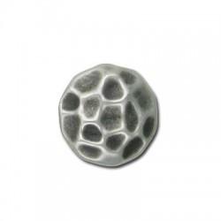 Ακρυλική Επιμεταλλωμένη Χάντρα Ακανόνιστη 22mm