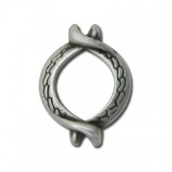 Ccb  Round      Ring 20x27mm