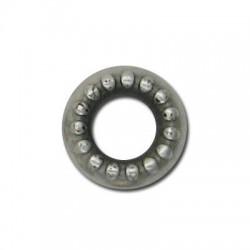 Rondella Distanziatore Decorata in Argentone CCB 11.5mm
