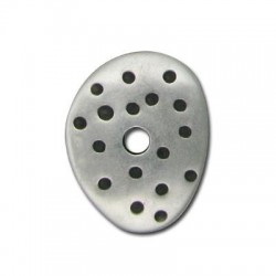 Ccb  Irregular Disc 25x32/4mm