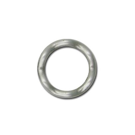 Anello Irregolare in Argentone CCB 24x3mm