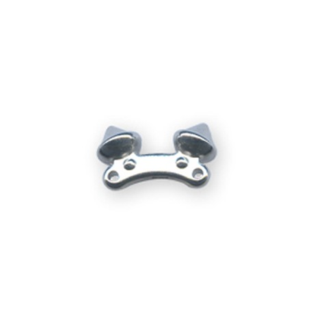 Ccb  Double Studs 18x11mm