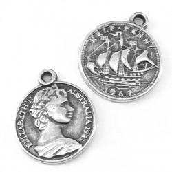 Ccb Charm Coin 20mm