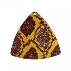 Πλέξι Ακρυλικό Μοτίφ Τρίγωνο 47x45mm