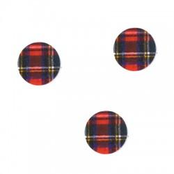 Plexi Acrylic Round Flatback 15mm