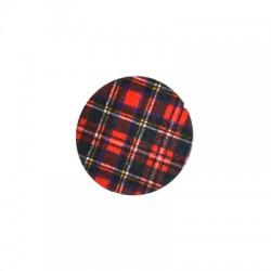 Plexi Acrylic Round Flatback 35mm