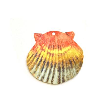 Πλέξι Ακρυλικό Μοτίφ Αχιβάδα 50x47mm