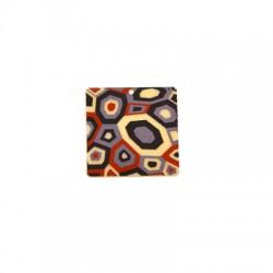 Πλέξι Ακρυλικό Μοτίφ Τετράγωνο 50mm