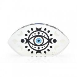 Plexi Acrylic Deco Eye 100x55mm