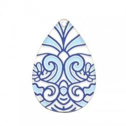 Πλέξι Ακρυλικό Μοτίφ Σταγόνα 34χ50μμ