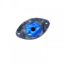 Plexi Acrylic Connector Eye 25x15mm