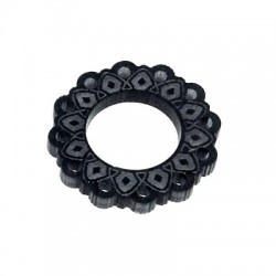Plexi Acrylic Pendant Cirlce 23mm