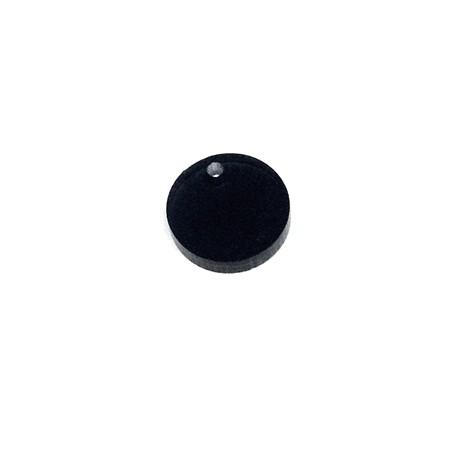 Plexi Acrylic Pendant Round 14mm