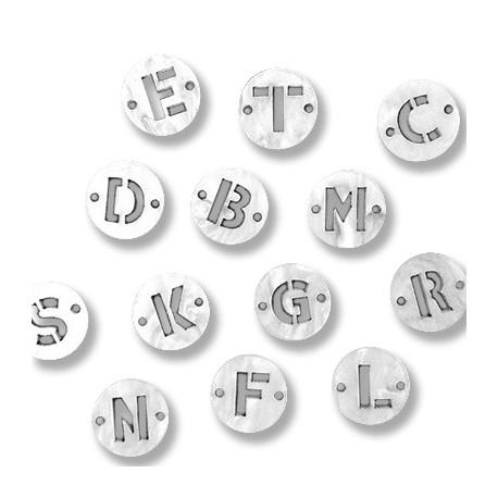 Intercalaire en Plexiacrylique lettre 15mm