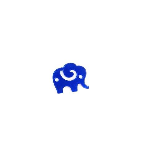 Connettore in Plexiacrilico Elefante 19x17mm