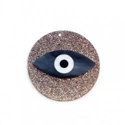Plexi Acrylic Round Eye 50mm