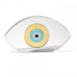Πλέξι Ακρυλικό Επιτραπέζιο Μάτι Διπλής Όψεως 75x129mm