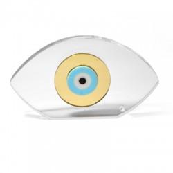 Plexi Acrylic Deco Eye Double Face 75x129mm