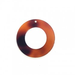 Plexi Acrylic Pendant Circle 45mm