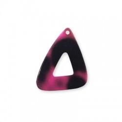 Ciondolo in Plexiacrilico Triangolo 28x35mm