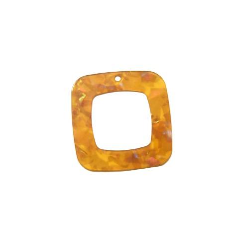 Ciondolo in Plexiacrilico Quadrato 45mm