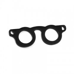Plexi Acrylic Pendant Sunglasses 21x60mm