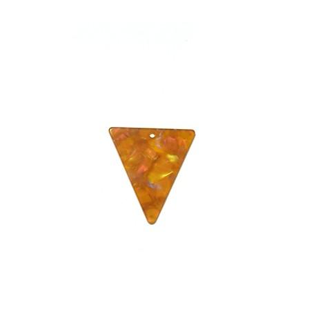 Ciondolo in Plexiacrilico Triangolo 34x37mm