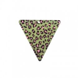 Plexi Acrylic Pendant Triangle 50mm