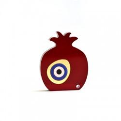 Πλέξι Ακρυλικό Επιτραπέζιο Ρόδι Μάτι 48x60mm